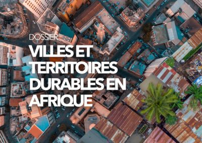 Villes et territoires durables en Afrique – Horizons Solidaires