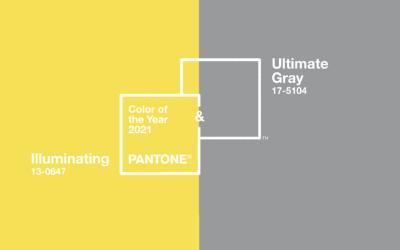Pantone vient de dévoiler ses couleurs 2021