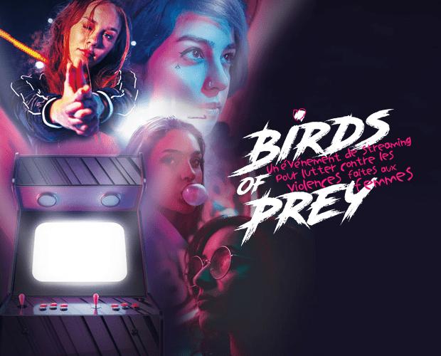 Birds Of Prey streaming orléans