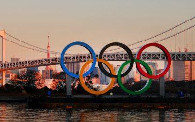 Logo Story : Le logo des J.O de Tokyo 2020