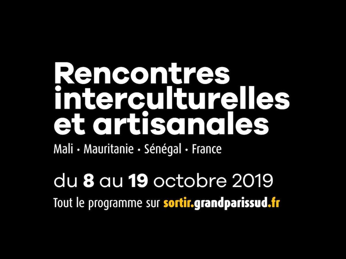 titre rencontres interculturelles et artisanales grand paris sud