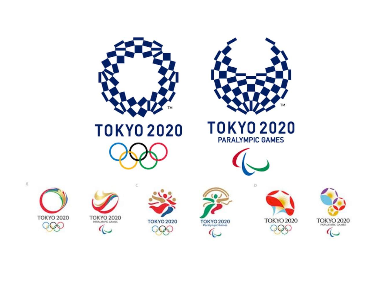 Le logo définitif de Tokyo 2020