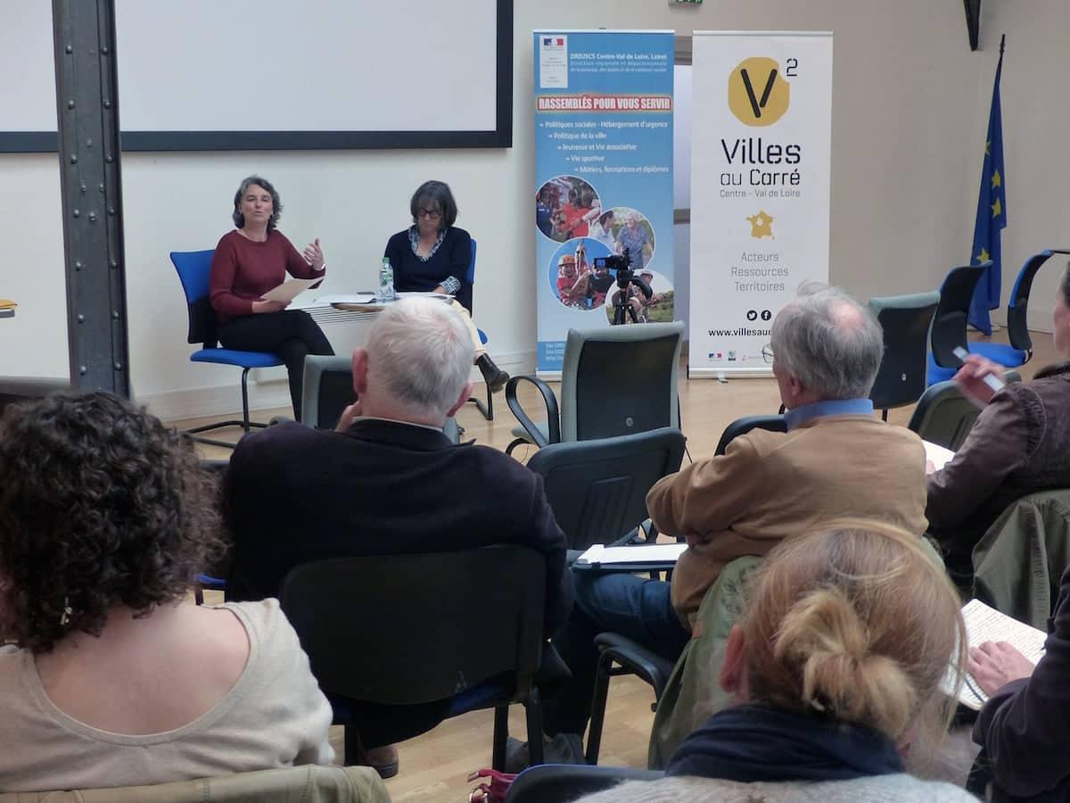 Hélène Bertheleu Villes au Carré