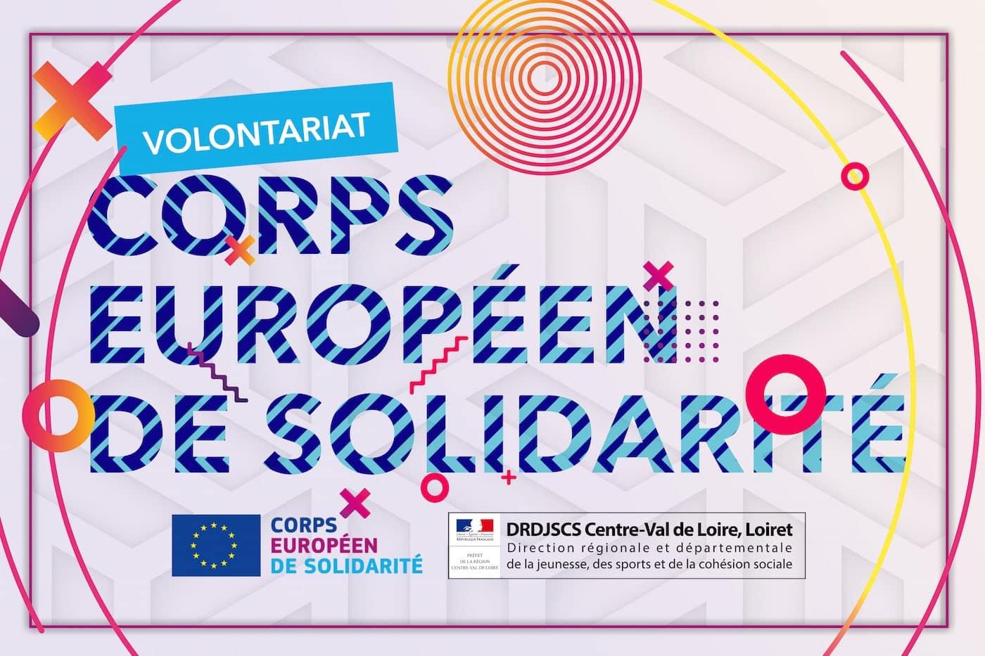 Brochure Corps européen de solidarité