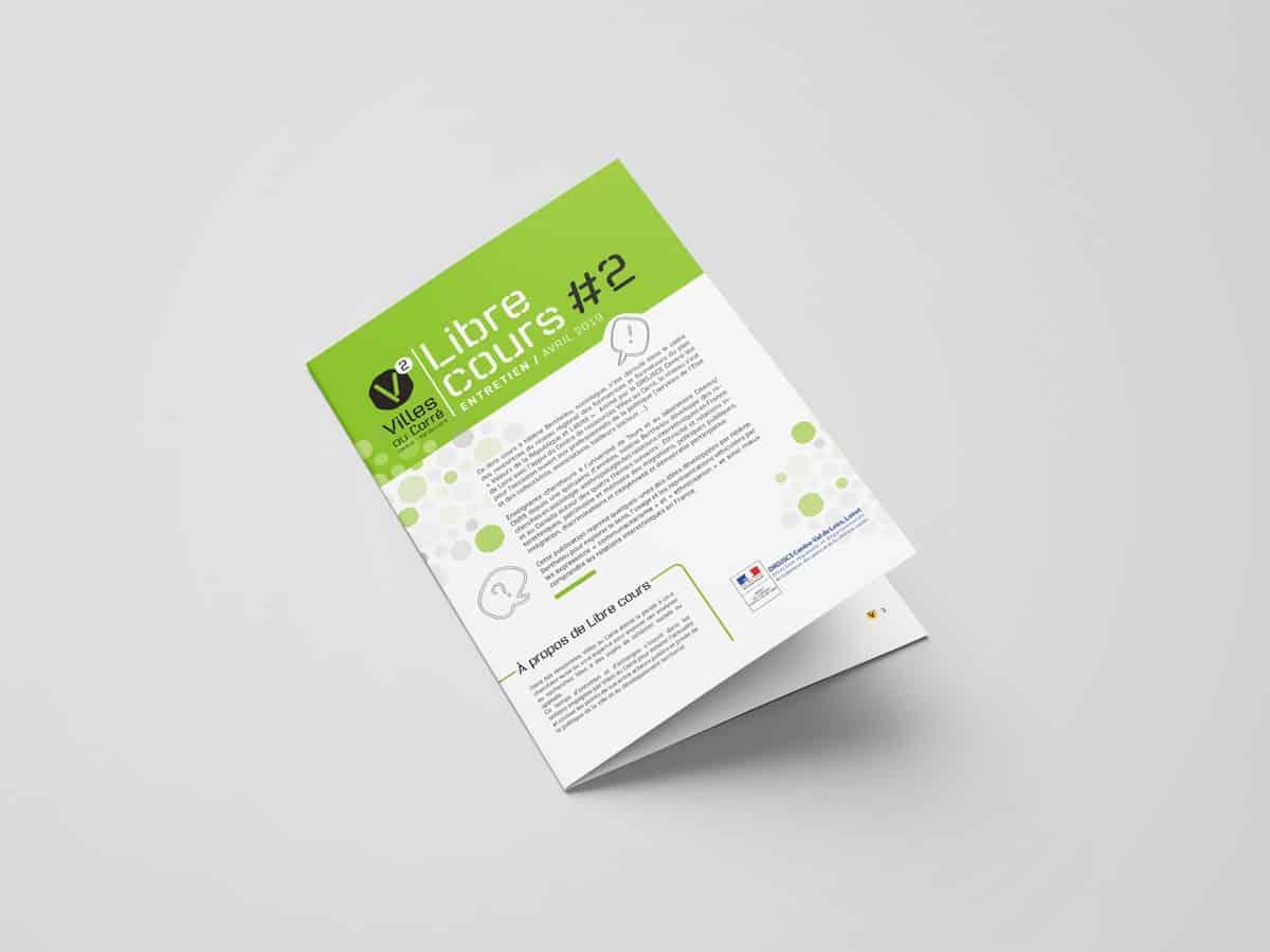 Brochure Libre cours Ville au Carré