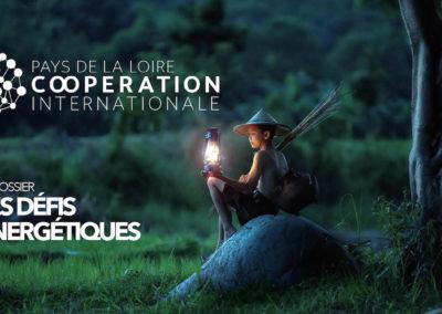 Défis Energetiques – Pays de la Loire Coopération Internationale
