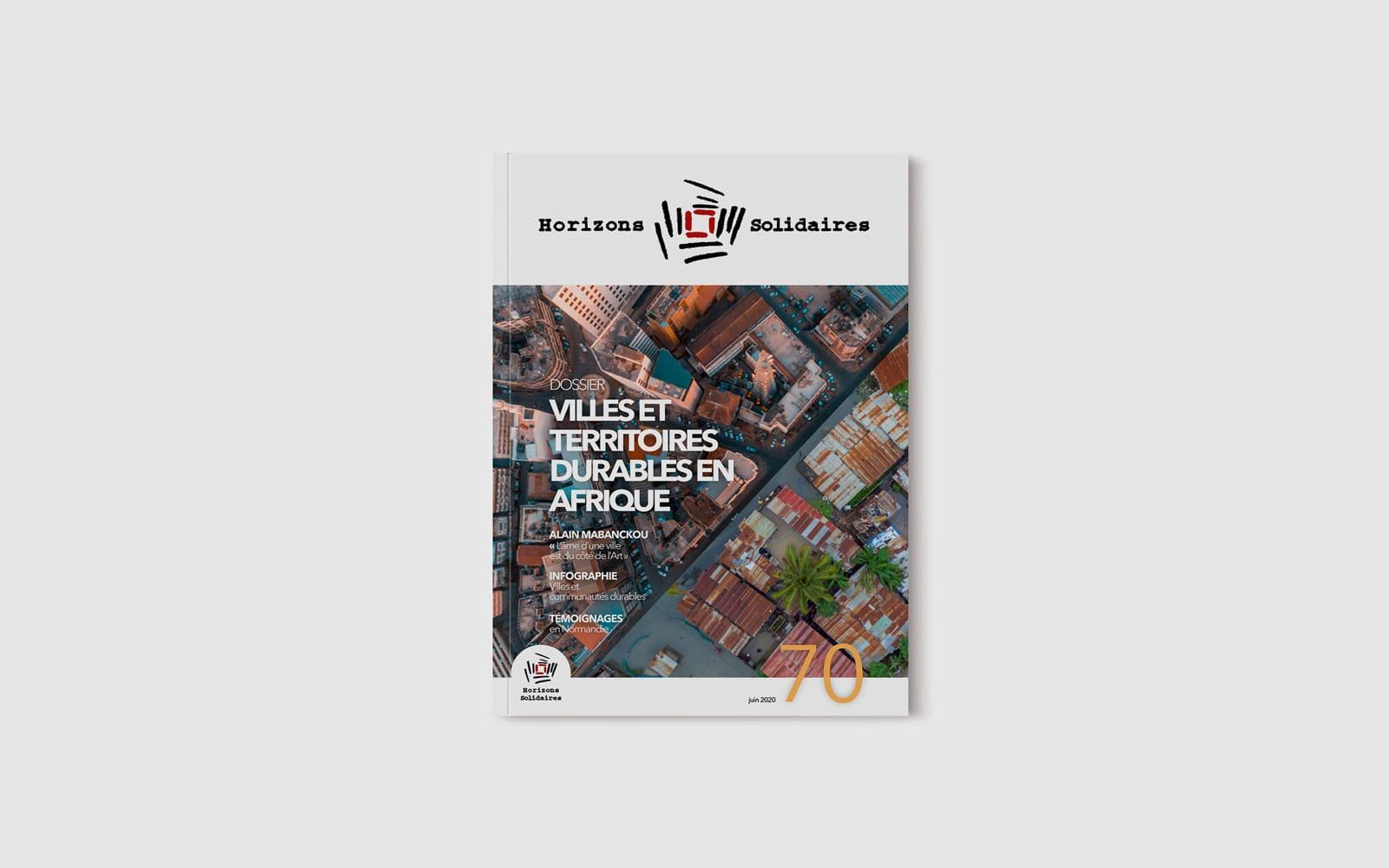 Magazine solidarité villes durables afrique