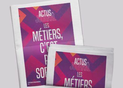 «Actus Journal» – Collège Louis Blériot