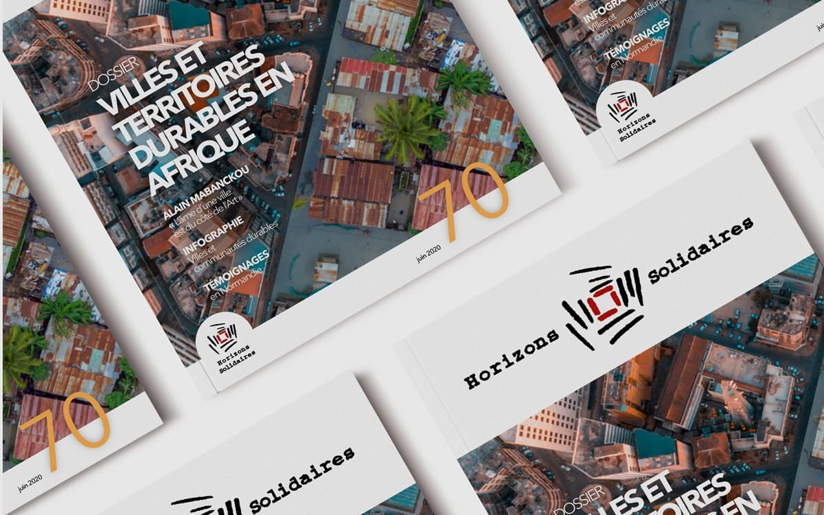 Magazine coopération internationale Afrique