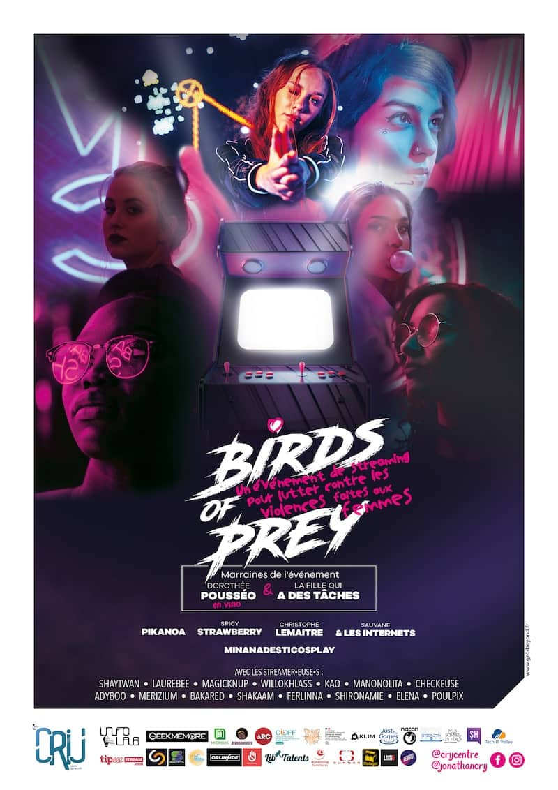 Affiche Birds Of Prey streaming