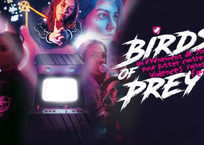 Birds Of Prey – un événement de streaming