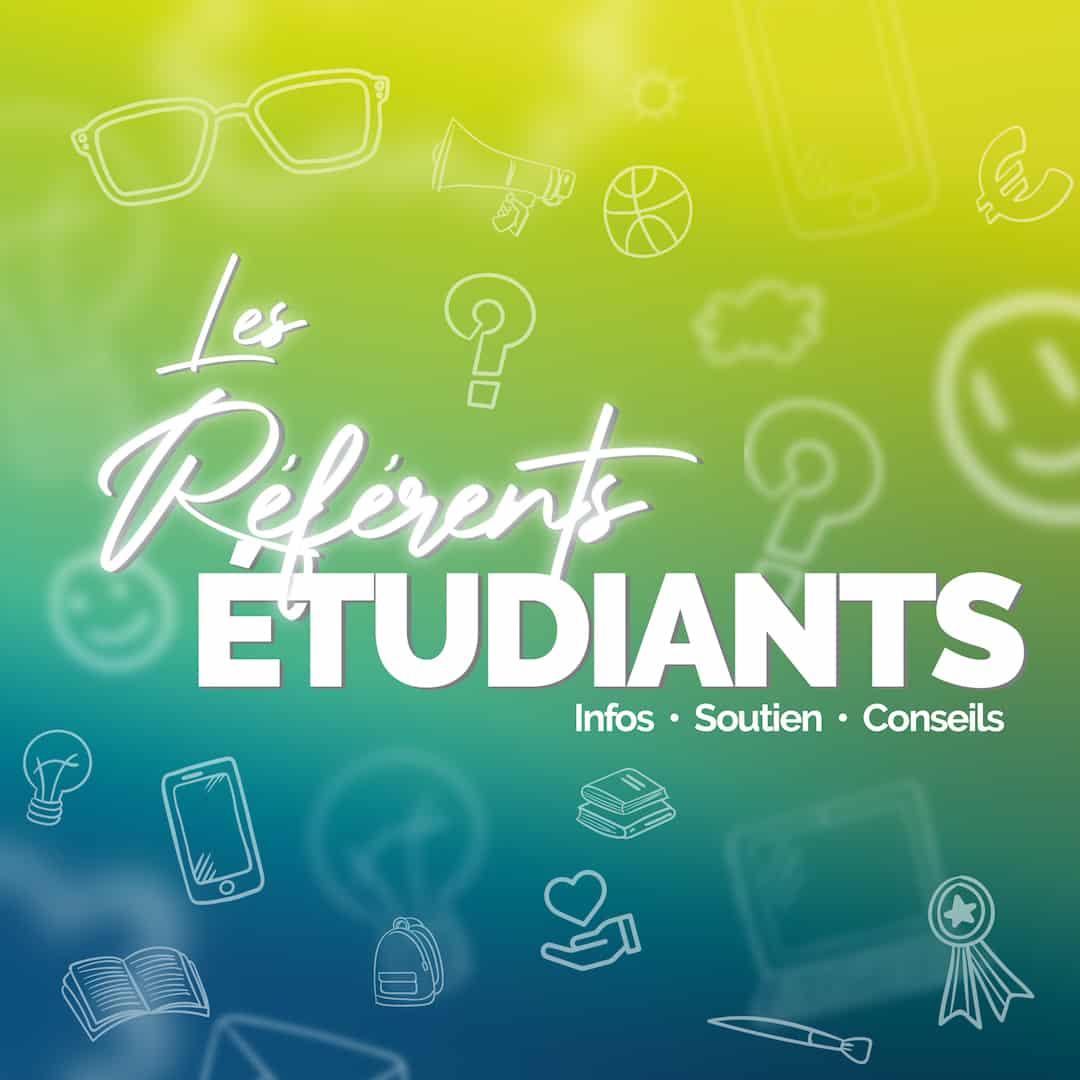 Référents Etudiants Logo